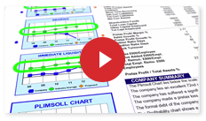 The Plimsoll Charts Explained